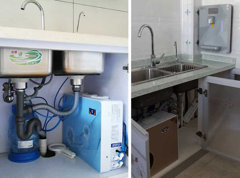农村净水器市场潜力巨大 鲜时代专注农村饮用水安全