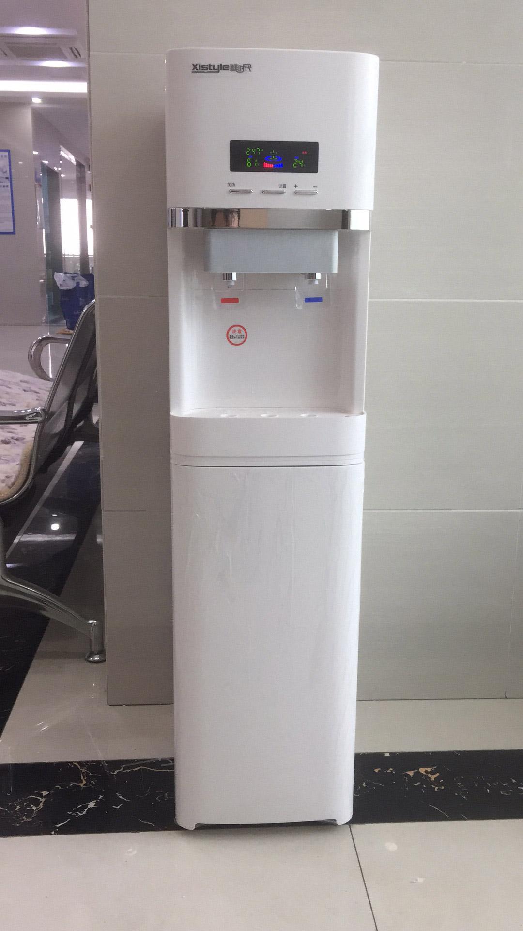 长沙办公室使用立式直饮机净水机好还是购买桶装水好呢?